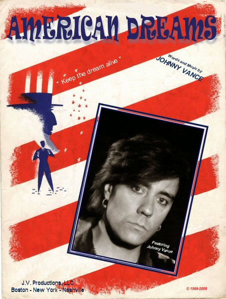 American Dreams - Johnny Vance iTunes